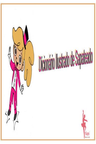 Dicionário Ilustrado de Sapateado