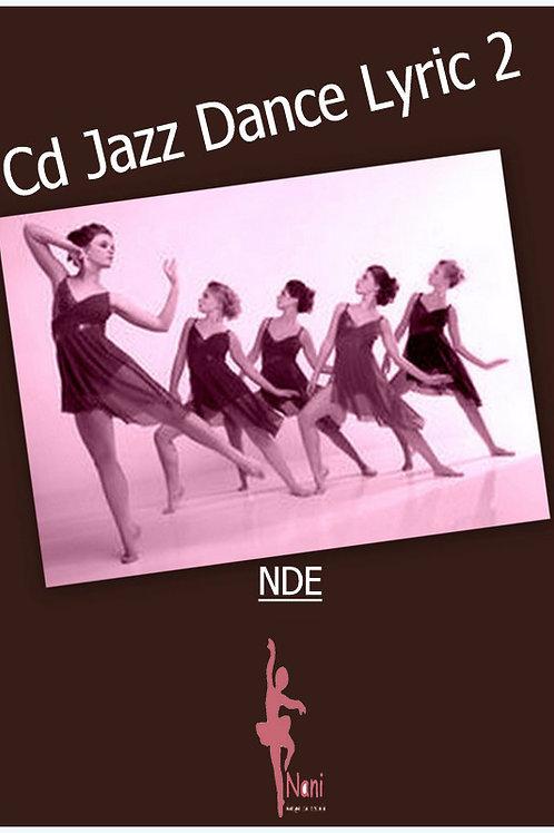 Cd Jazz Dance Lyric 4