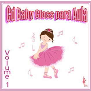 Cd Baby Class para Aula Vol 1