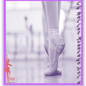 Coleção Cds Ballet Avançado Vol I, II, III e IV