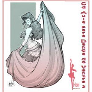 Coleção Cds Aula Dança do Ventre