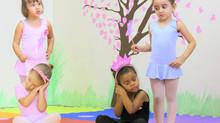 Adereços para Aula de Baby Class