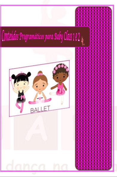 Ap Orientações dos Conteúdos Programáticos p Baby