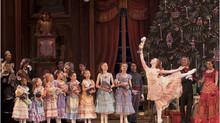 Sequência - Quebra Nozes - O Ballet
