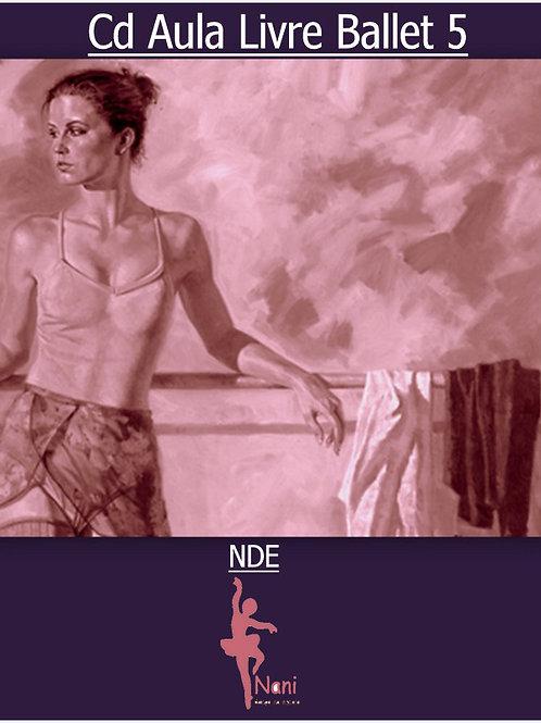 Coleção Cds Ballet Livre