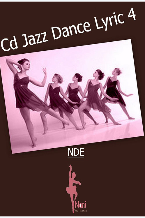 Cd Jazz Dance Lyric 1