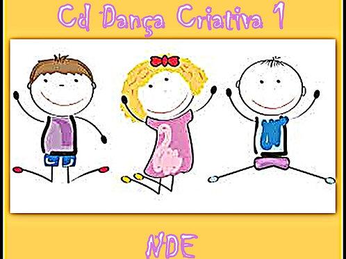 Cd Dança Criativa 1