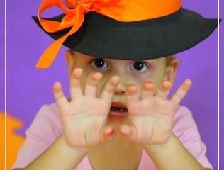 Aula Halloween - Dia da Bruxinha Bailarina