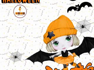 Aula Temática Baby Class - Halloween