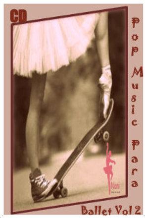 Coleção Cds Músicas Pop para Aula de Ballet