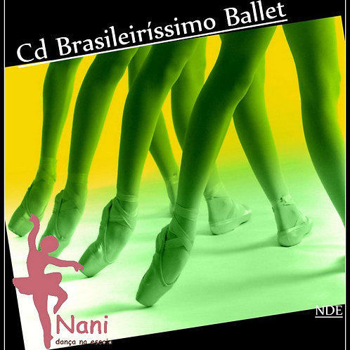 Cd Brasileiríssimo Ballet