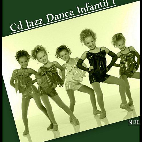 Cd Jazz Infantil 1