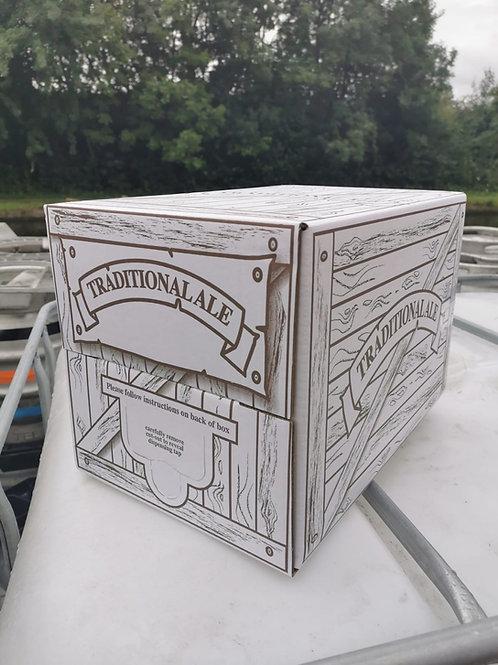 20 Litre Cask Ale 'Bag in Box'