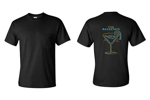 The Backstays - Pocket t shirt