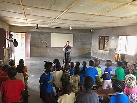 Providig Orphans Education