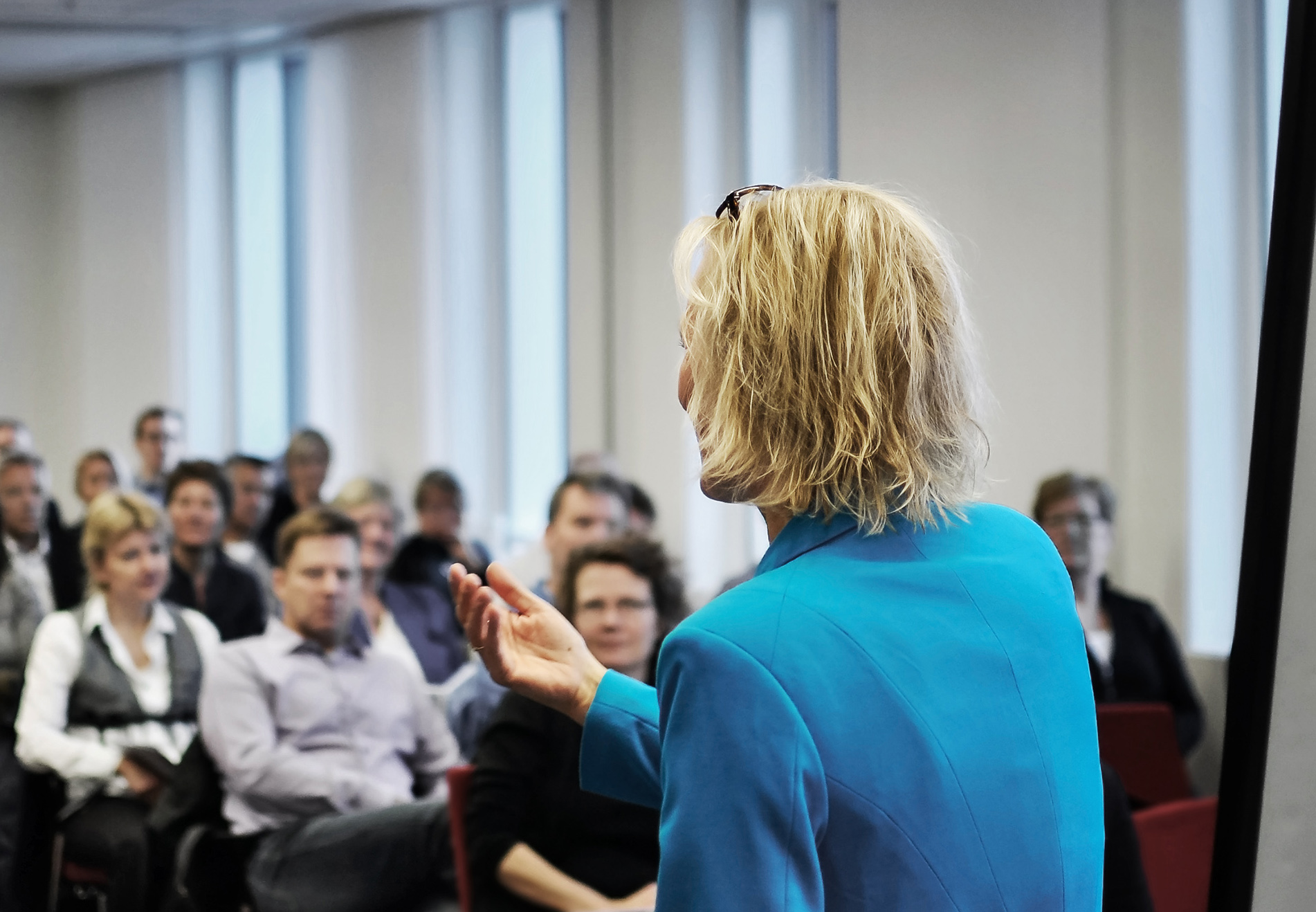 Workshop i ledelse | Business event
