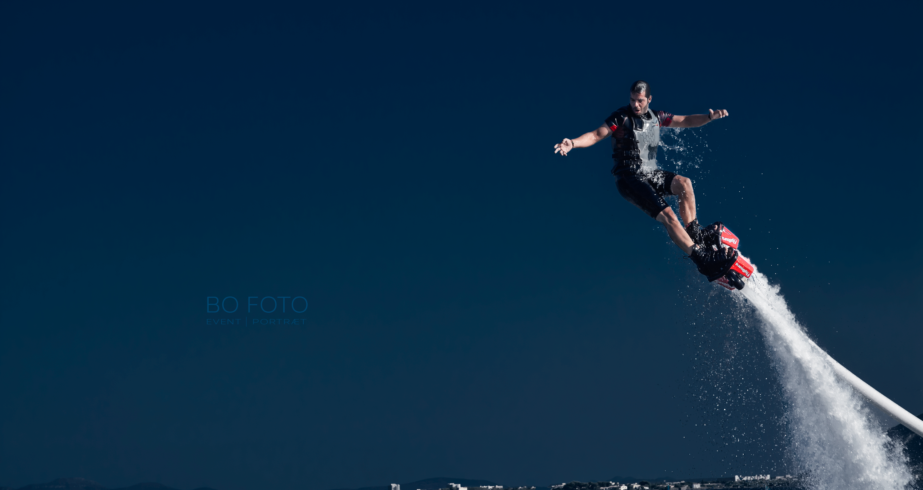 Flyboard i Spanien | Sport event