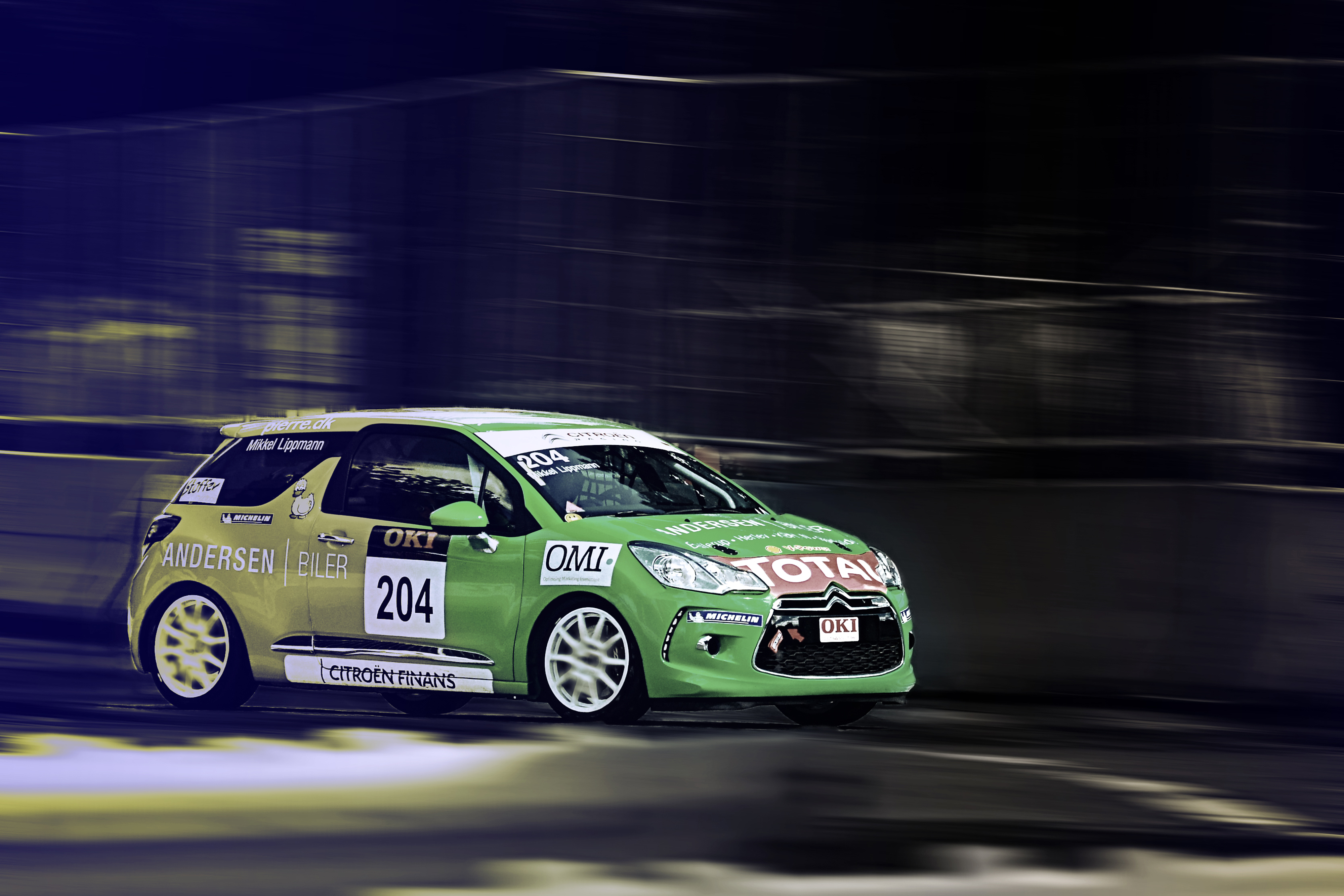 Racerbil i København | Sport event