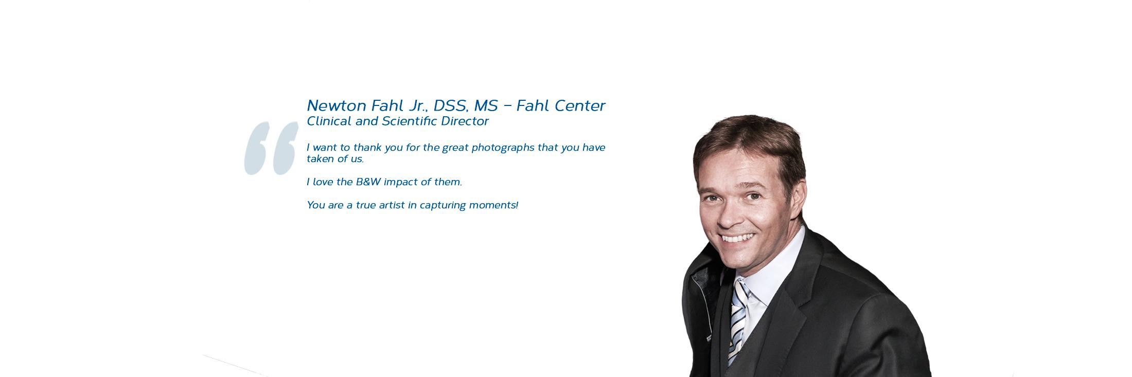 Dr. Newton Fahl