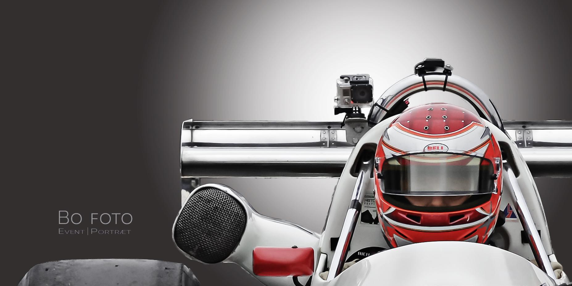 Formel 2 racer på Spa | Sport event