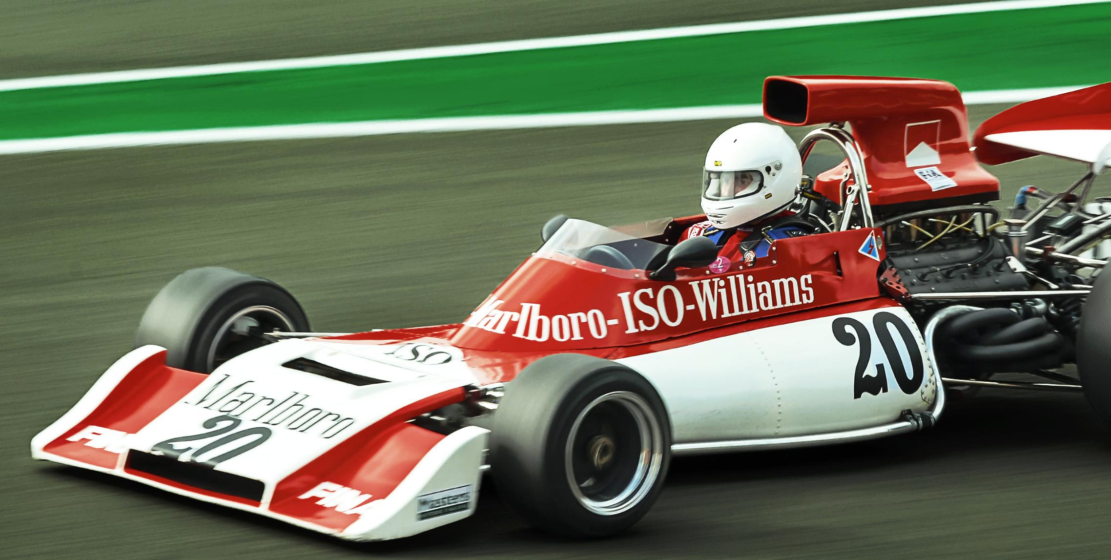 Historisk Formel 1 | Sport event