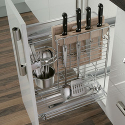 Multipurpose pull out unit