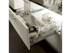 Sink base pull out drawers from £80