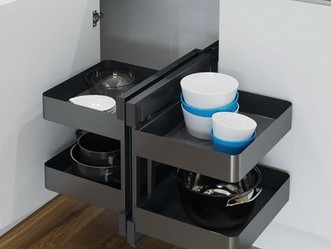 A buyers guide to kitchen storage options