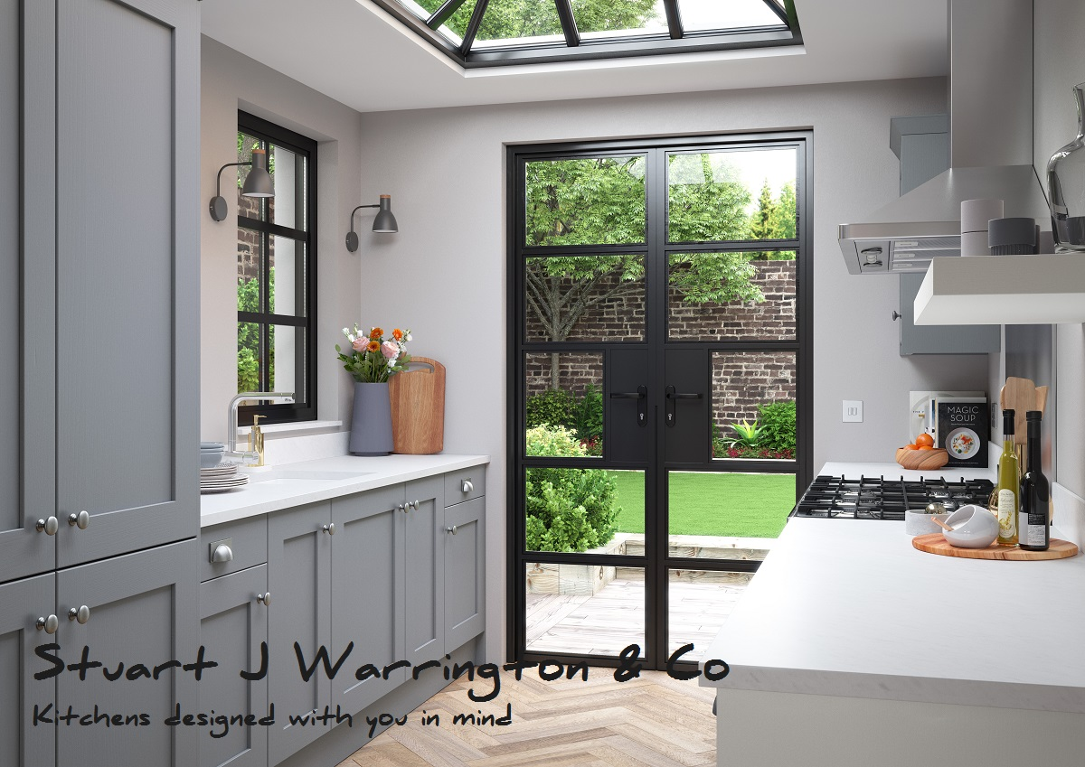 15 Small Kitchen Design Ideas Stuart J Warrington Kitchens Macclesfield And Cheshire