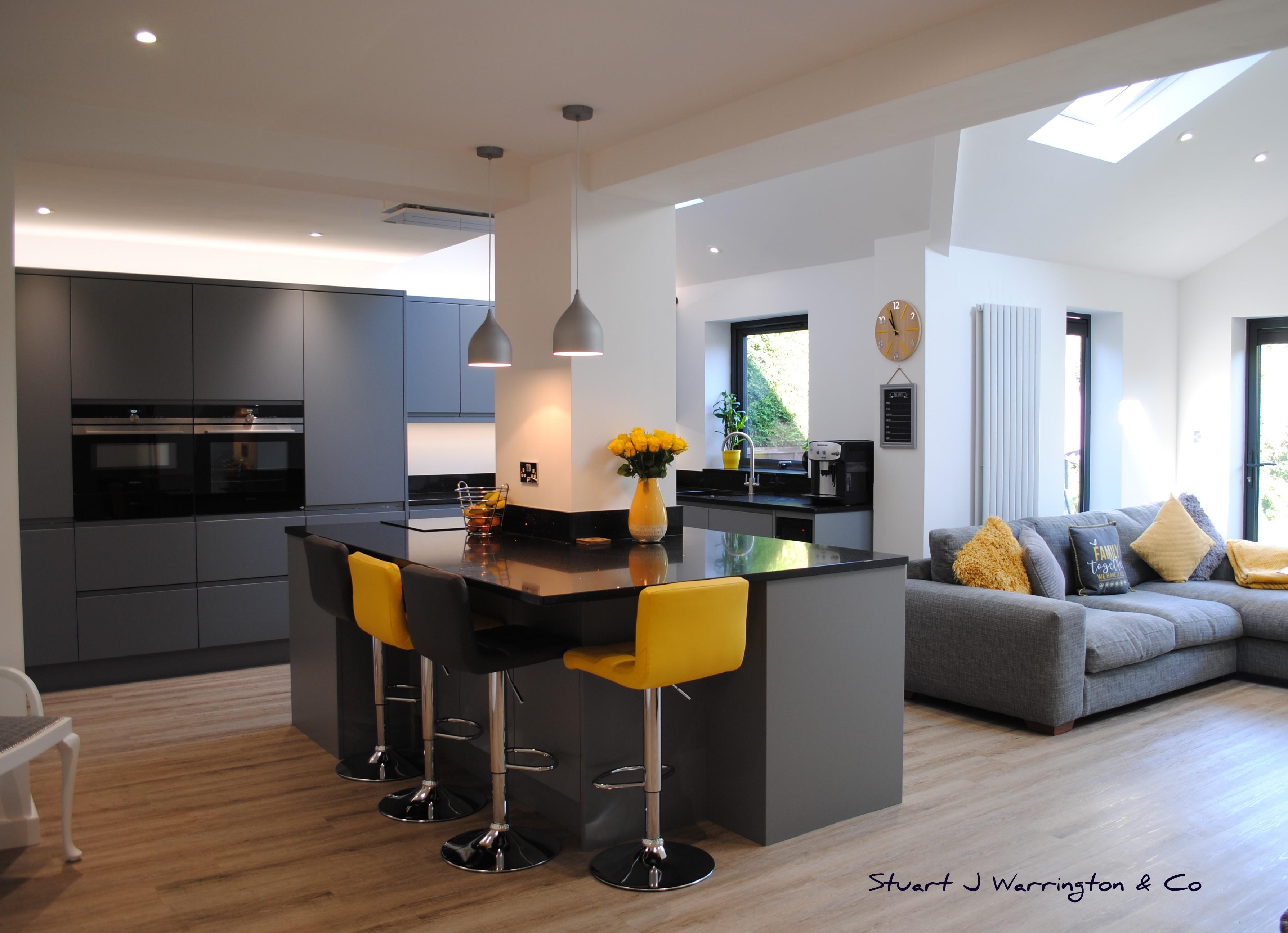 Stuart J Warrington Kitchens Macclesfield Kitchen Gallery