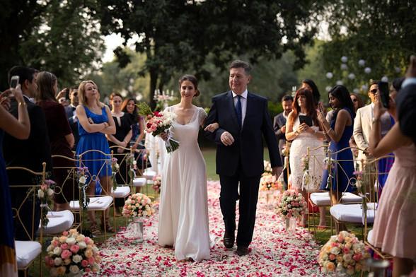 Samode Palace wedding officiant