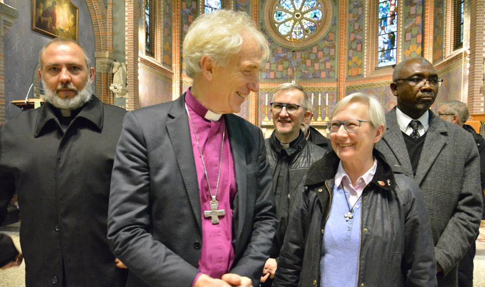 Visite à Utrecht du Comité oecuménique de Lille (4)