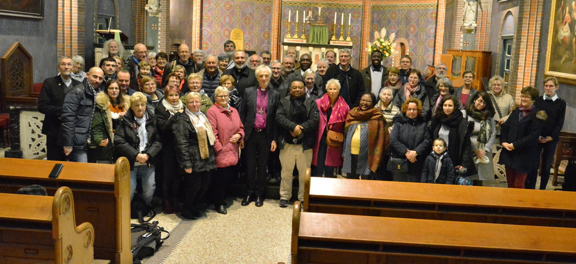 Visite à Utrecht du Comité oecuménique de Lille (2)