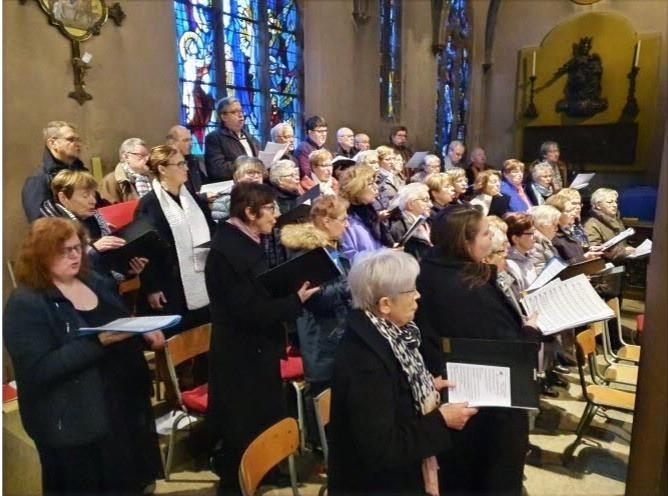 Célébration oecuménique 19.01.2020 Haguenau (Alsace)