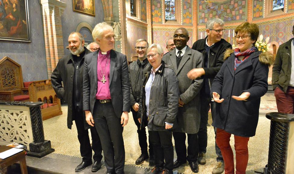 Visite à Utrecht du Comité oecuménique de Lille (1)