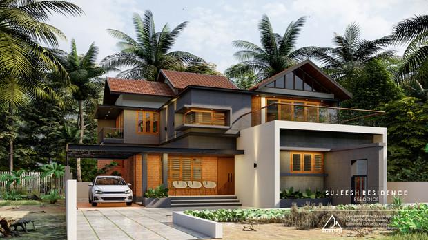 Residence [ 2187 SqFt ]