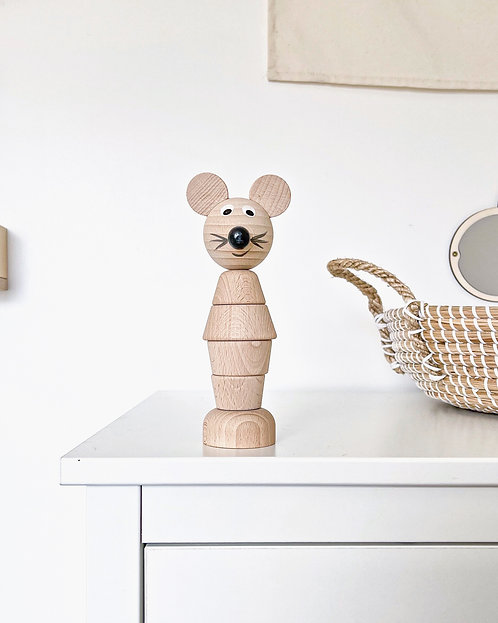 LARGE STACKING MOUSE
