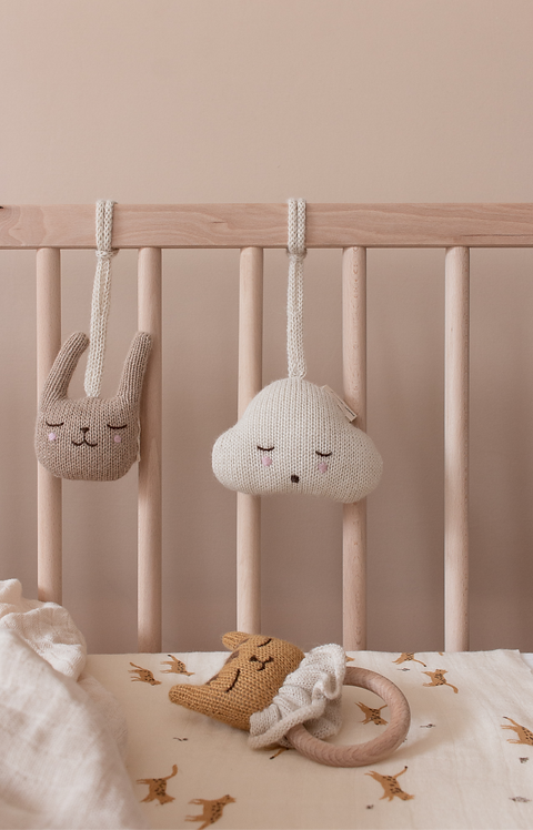 Main Sauvage Cloud Hanging Toy