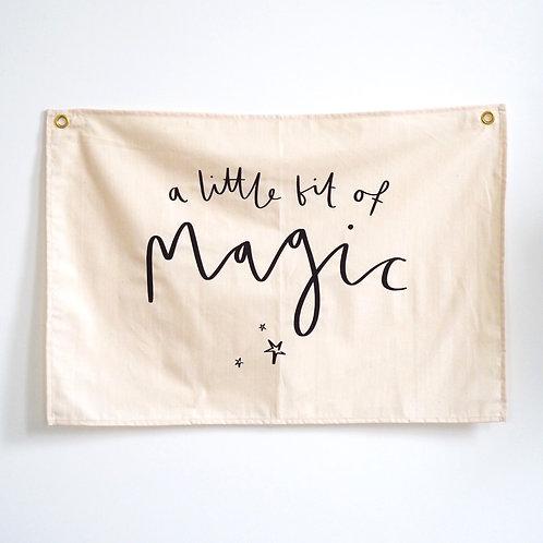 'MAGIC' WALL FLAG
