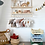 Thumbnail: 2 TIER SWING SHELF WITH CLOTHES RAIL