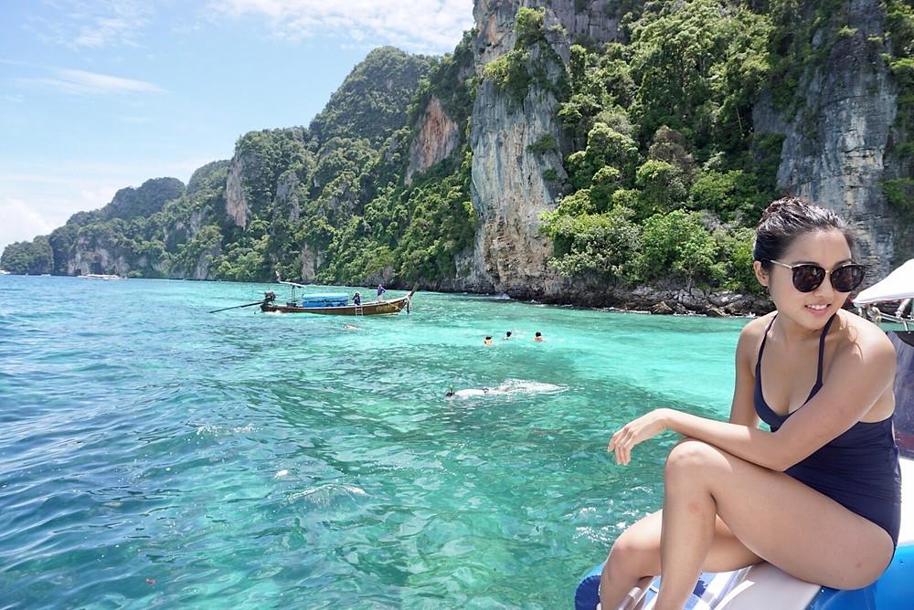 Koh Phi Phi islands of Thailand
