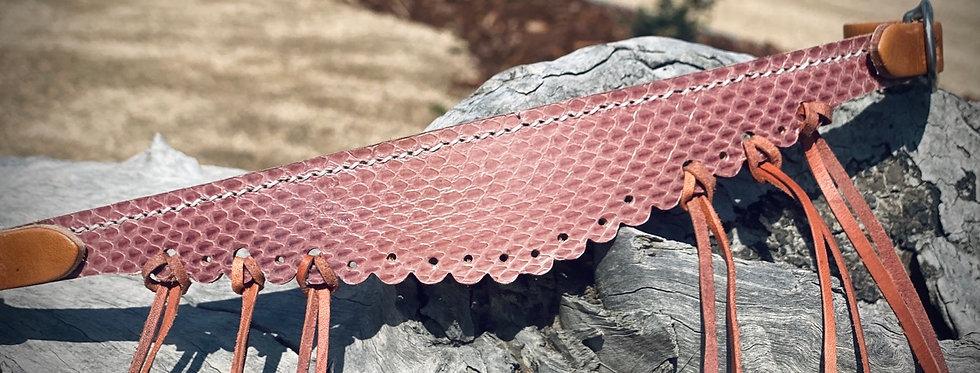 Snake Skin Fly Veil