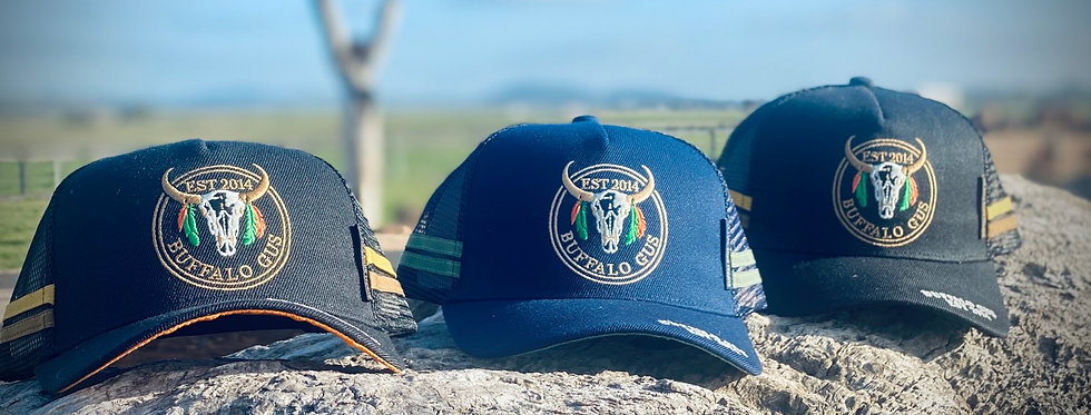 Buffalogus Trucker Cap