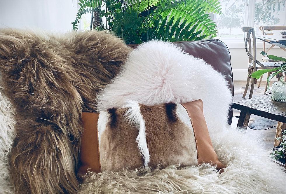 Mongolian Sheep Blanket