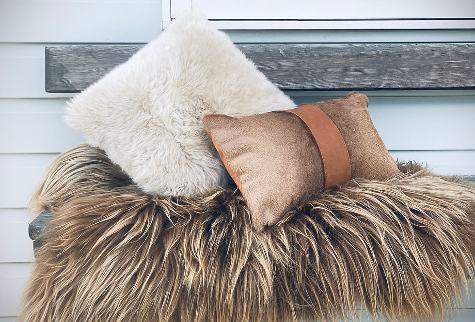 Hartebeest Lumbar Cushion