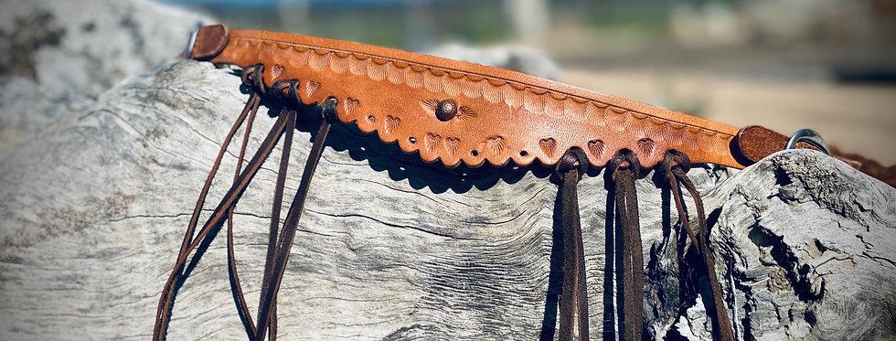 Australian Leather Fly Veil