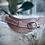 Thumbnail: Pink Snake Skin Spur Straps