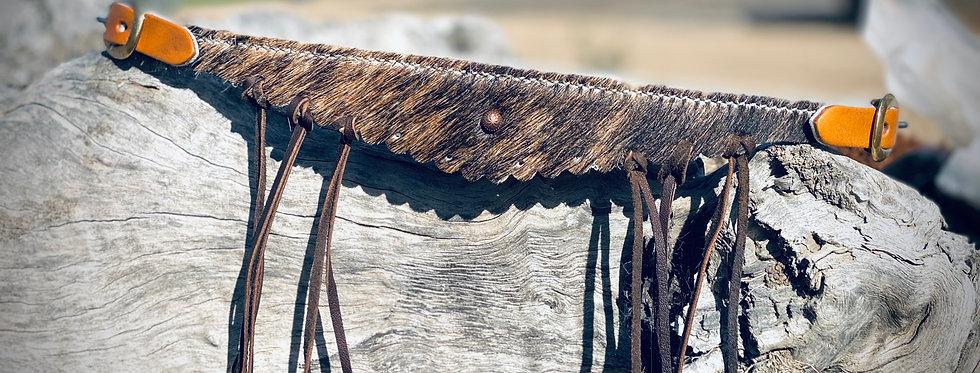 Cow Hide Fly Veil