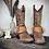Thumbnail: Australian Leather Spur Straps