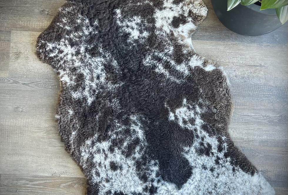 Spotted Shearling Sheepskin
